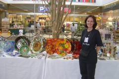 Carol Mullany - Owner - Glass Escapes - Member of Proudly South African.